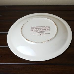 """none Accents - Battle of the San Jacinto plate 10.5"""""""